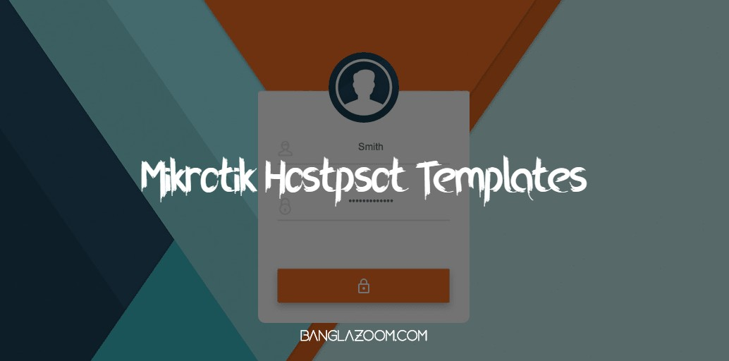 mikrotik hotspot templates